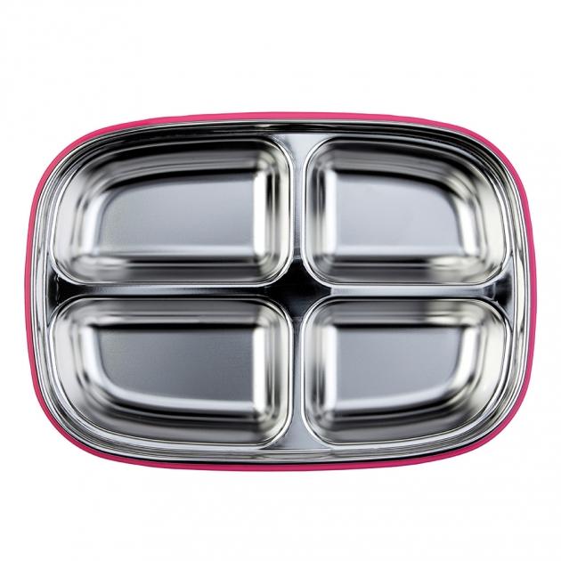 不銹鋼分格餐盒 3