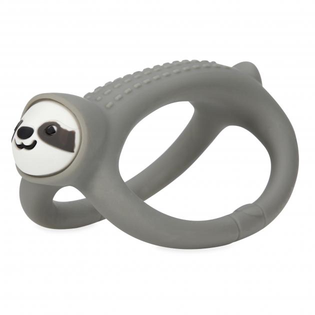 矽膠搖搖固齒器-樹懶 1