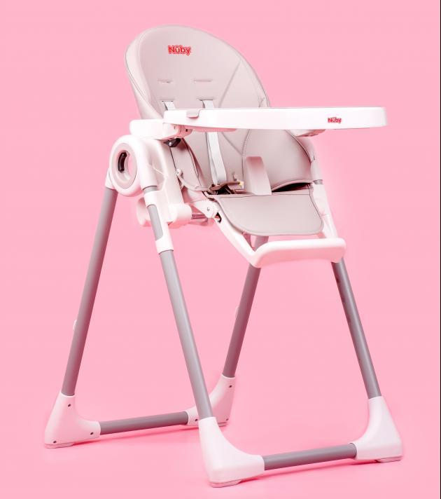 NUBY多功能成長型高腳餐椅_蒙布朗 1