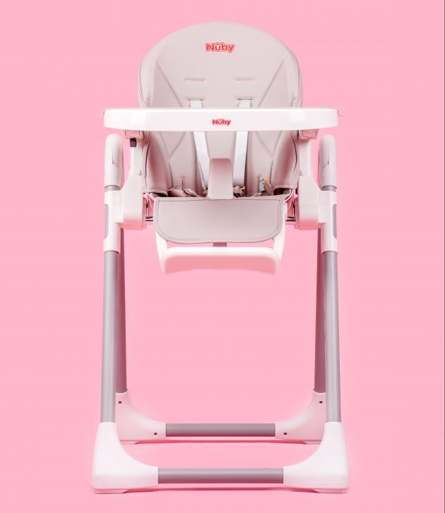 NUBY多功能成長型高腳餐椅_蒙布朗 2