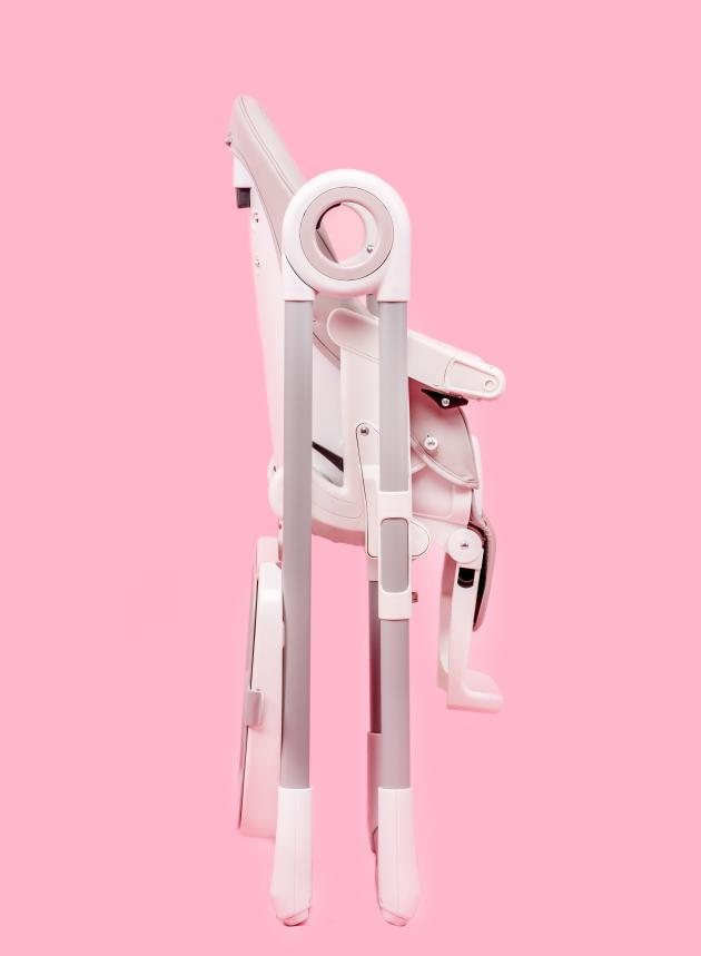 NUBY多功能成長型高腳餐椅_蒙布朗 6