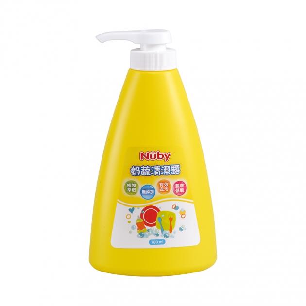 奶蔬清潔露700ml 1
