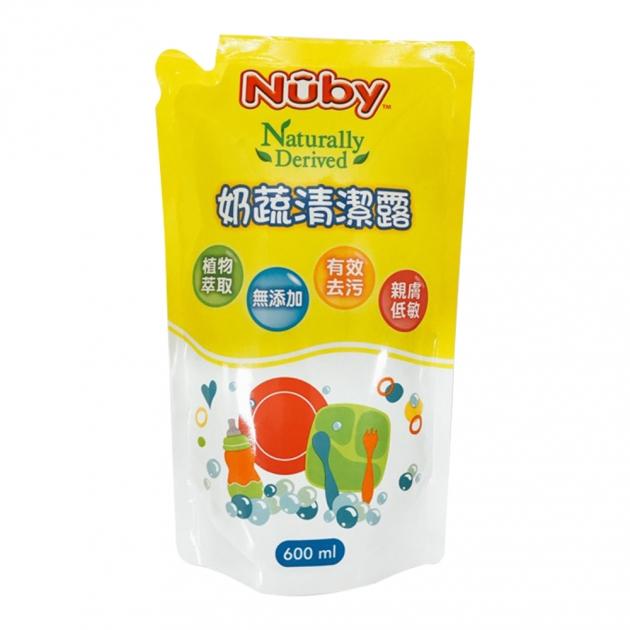 奶蔬清潔露補充包 1